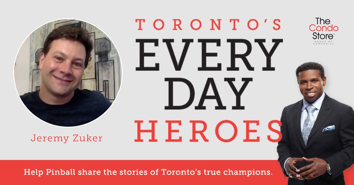 Jeremy Zuker - Everyday Hero