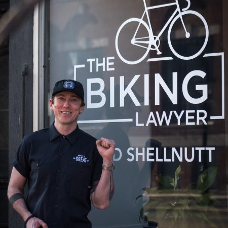 David Shellnutt - The Biking Lawyer